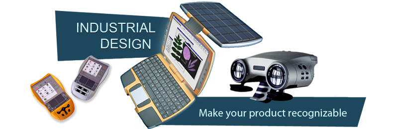 Industrial design, embedded systems